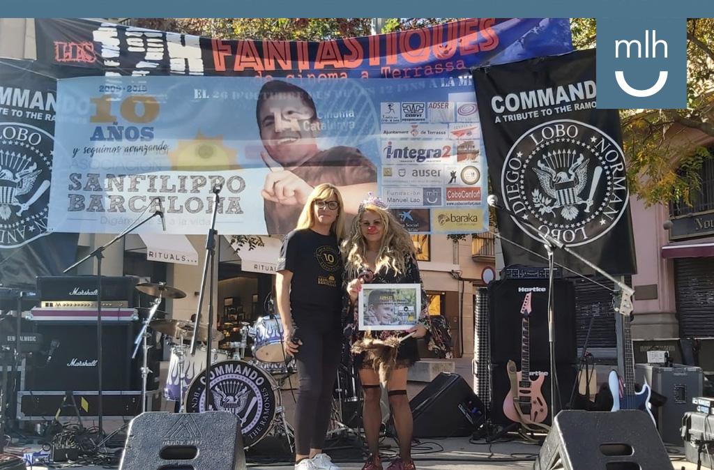 La Fundación Manuel Lao colabora con los actos conmemorativos del 10 aniversario Sanfilippo Barcelona