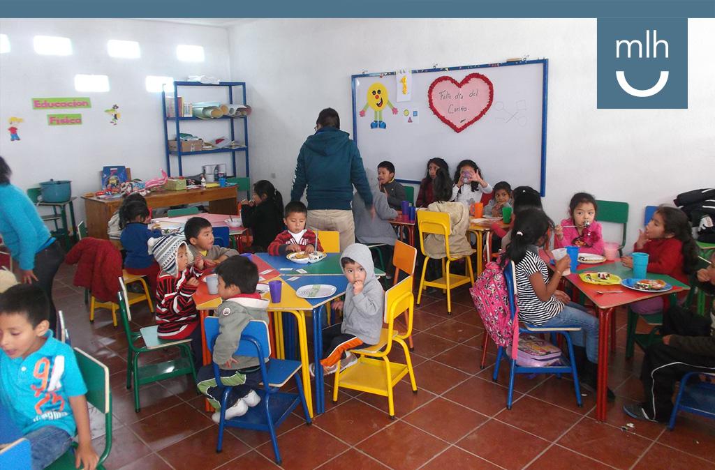 Contribuimos al desarrollo integral de la comunidad educativa de Quiche, Guatemala