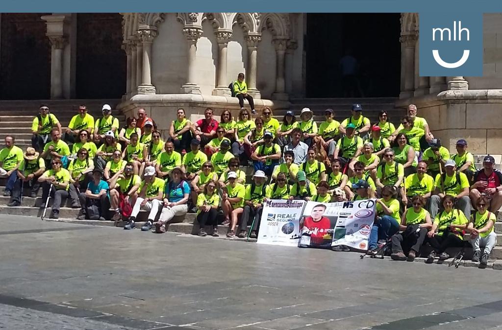 Deporte y naturaleza unidos para Sanfilippo Barcelona