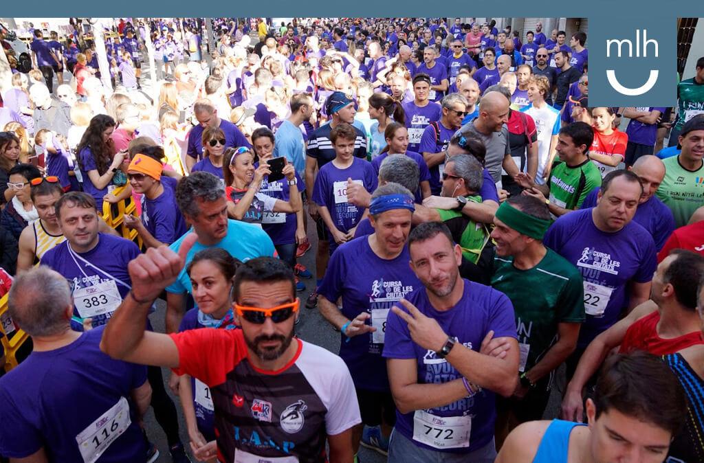Carrera de Terrassa contra el cancer de pancreas