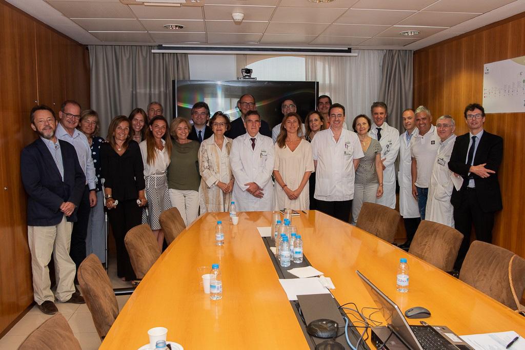 El Clínic sigue avanzando en la lucha contra el cancer de la mano de la Fundación Manuel Lao