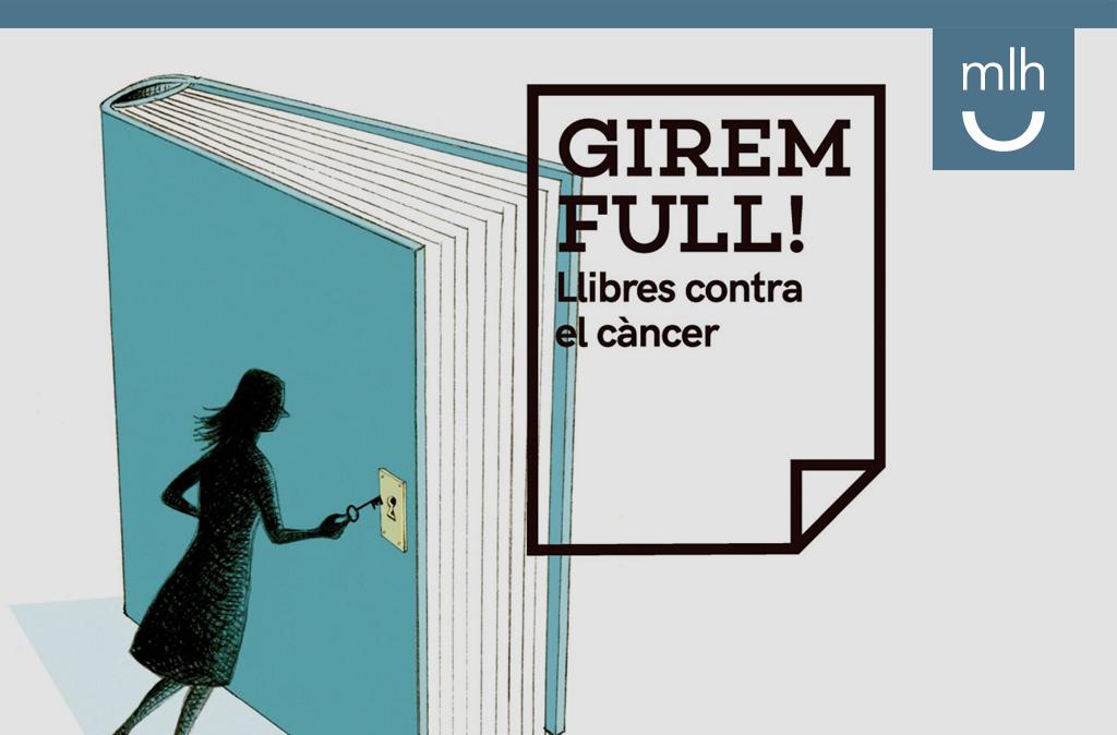 Pasemos página y venzamos al cáncer