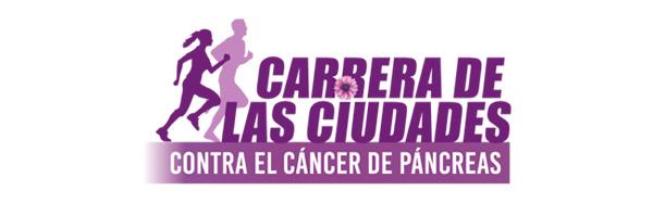Carrera de las ciudades contra el cáncer de páncreas