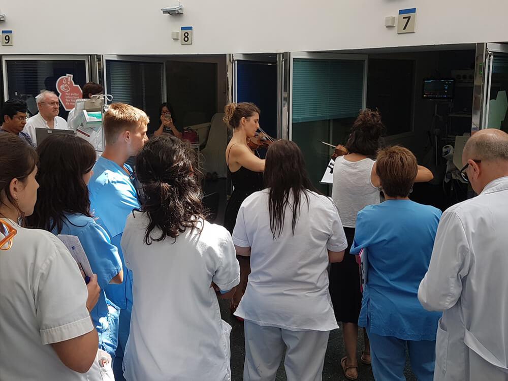 Amics Hospital del Mar
